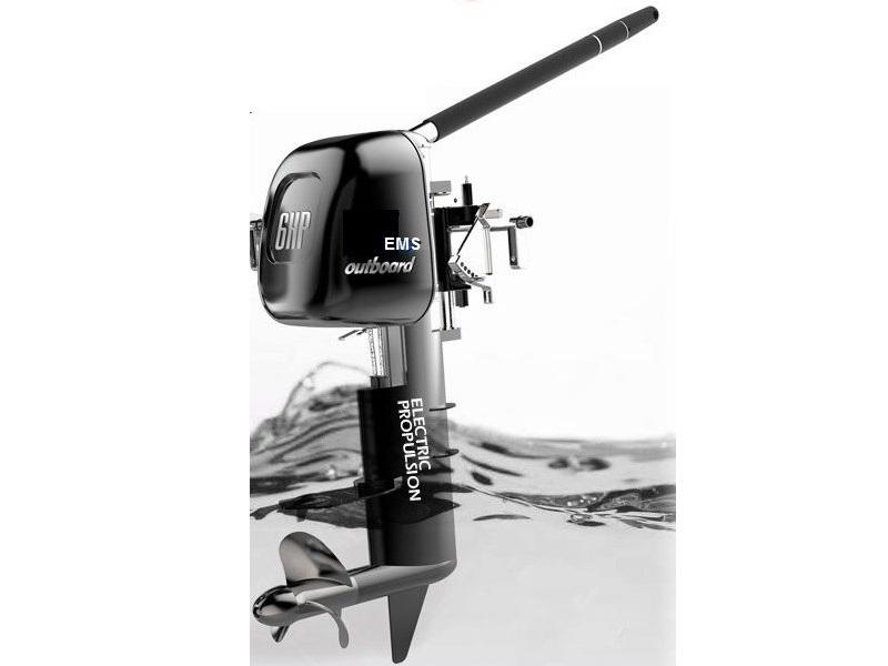 ELECTRO MOBILE SCANDINAVIA EMS Outboard 5k W